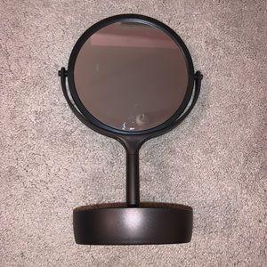 Bronze Brown Make Up Vanity Mirror